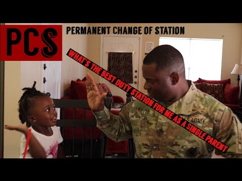 Army Recruiter PCS | Best Duty Stations for a Military Single Parent | Permanent Change of Station from YouTube · Duration:  12 minutes 6 seconds