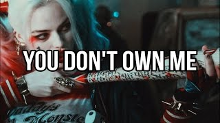 Grace - You don't own me ft. G-Eazy || Español