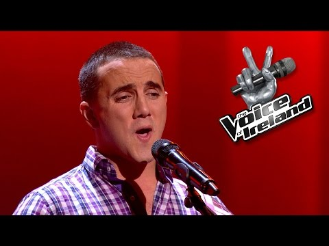 Brian Roche  Mr Jones  The Voice of Ireland  Blind Audition  Series 5 Ep6