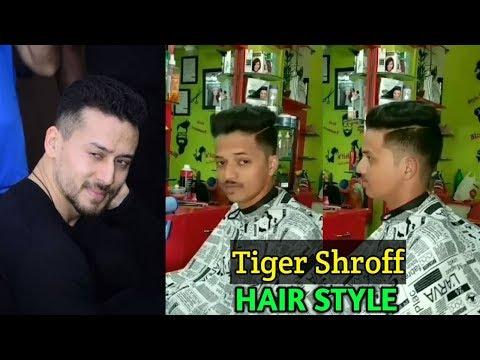 96 Tiger Shroff Baaghi 2 Baaghi 2 Haircut Tiger Shroff Hairstyle