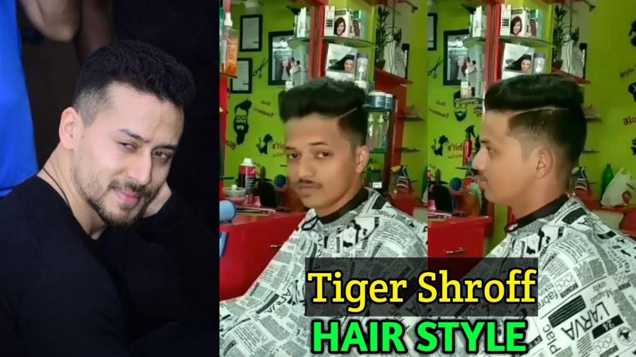 Baaghi 2 Haircut Tiger Shroff Hairstyle Tiger Shroff Haircut