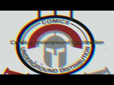 Comic Underground Distribution Comic Convention