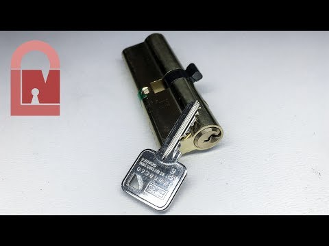 Взлом отмычками    (454) Awful EuroSpec MP6 Euro Lock Picked and Gutted ()