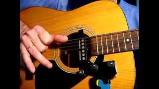 Гитарный бой Высоцкого Уроки игры на гитаре