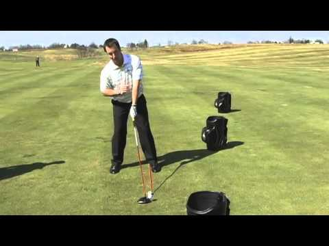 Golf - Fixing a Slice with the Driver