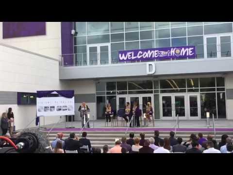 LIVE Orlando City Soccer Stadium Ribbon Cutting Ceremony