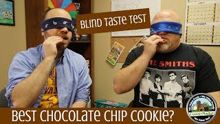 What's the Best Chocolate Chip Cookie? | Blind Taste Test | Ranking