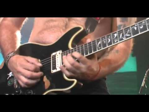 Almafuerte - La maquina de picar carne (DVD VIVO OBRAS oficial) HD