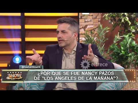 Ángel contó la verdad sobre la salida de Nancy Pazos de LAM