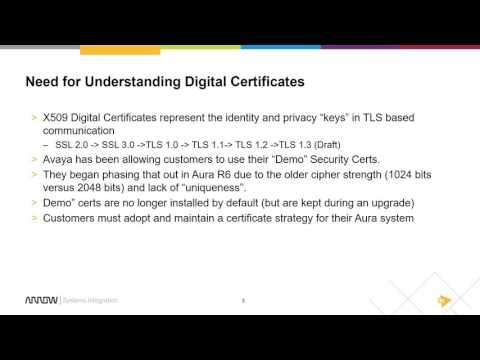 Instant Insight: Understanding TLS Security Certificates