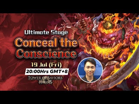[Tower Of Saviors] Conceal The Concience Ultimate Stage (LIVE) [19/07/19]