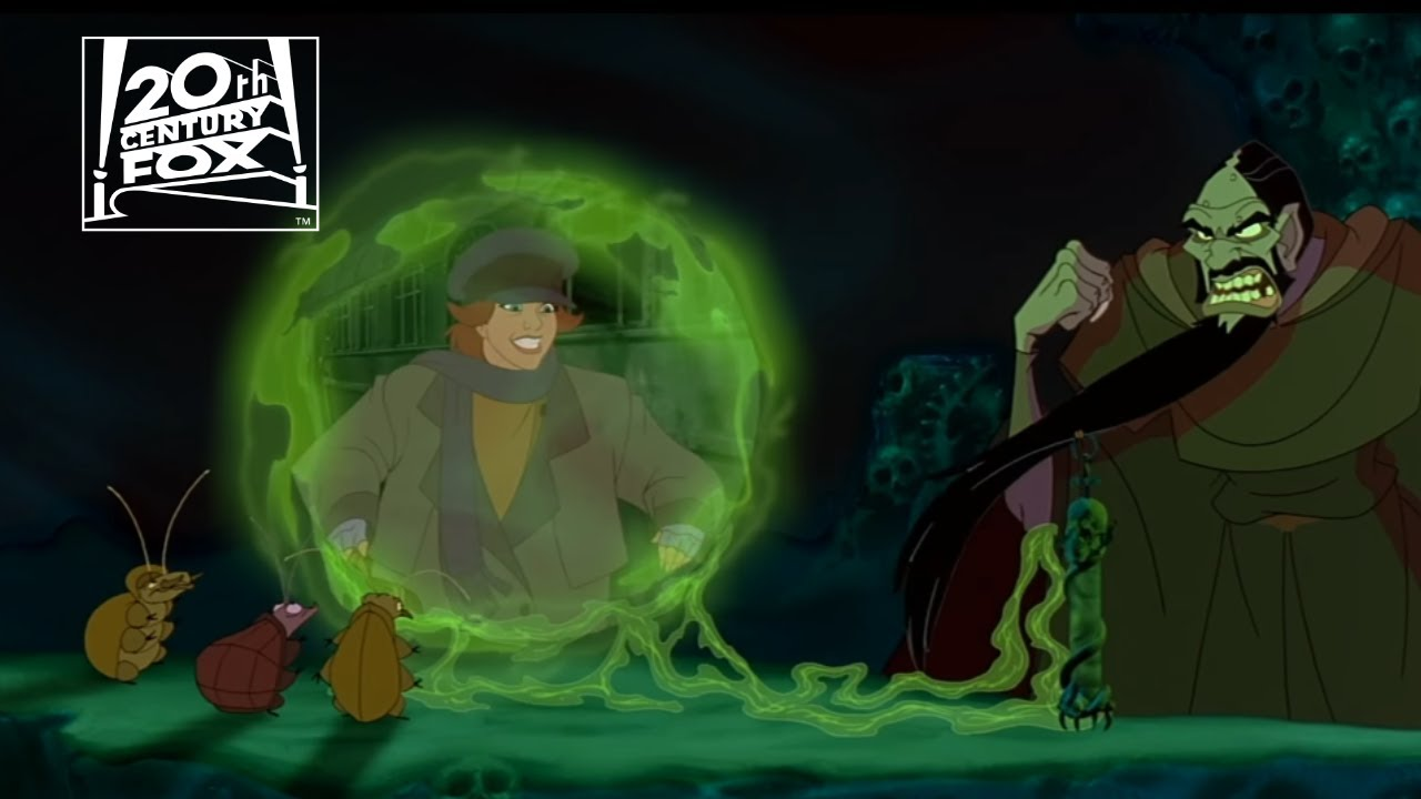 Anastasia In The Dark Of The Night Clip Fox Family Entertainment