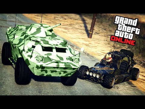 GTA Online Gunrunning - All Vehicles & Mobile Operations Center