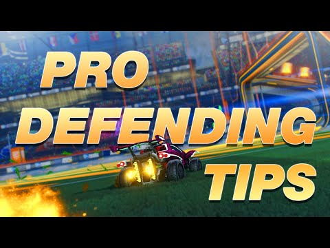 How To Defend Like A Pro In Rocket League