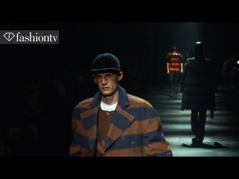 Lanvin Men Fall/Winter 2012/13 - Runway Show in Beijing | FashionTV FMEN