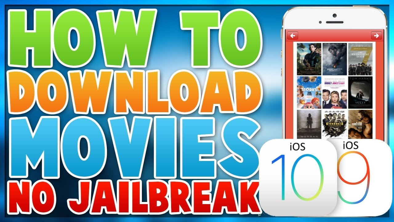 how do you download movies to ipad