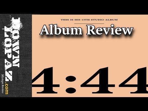 Jay Z - 4:44 | Album Review