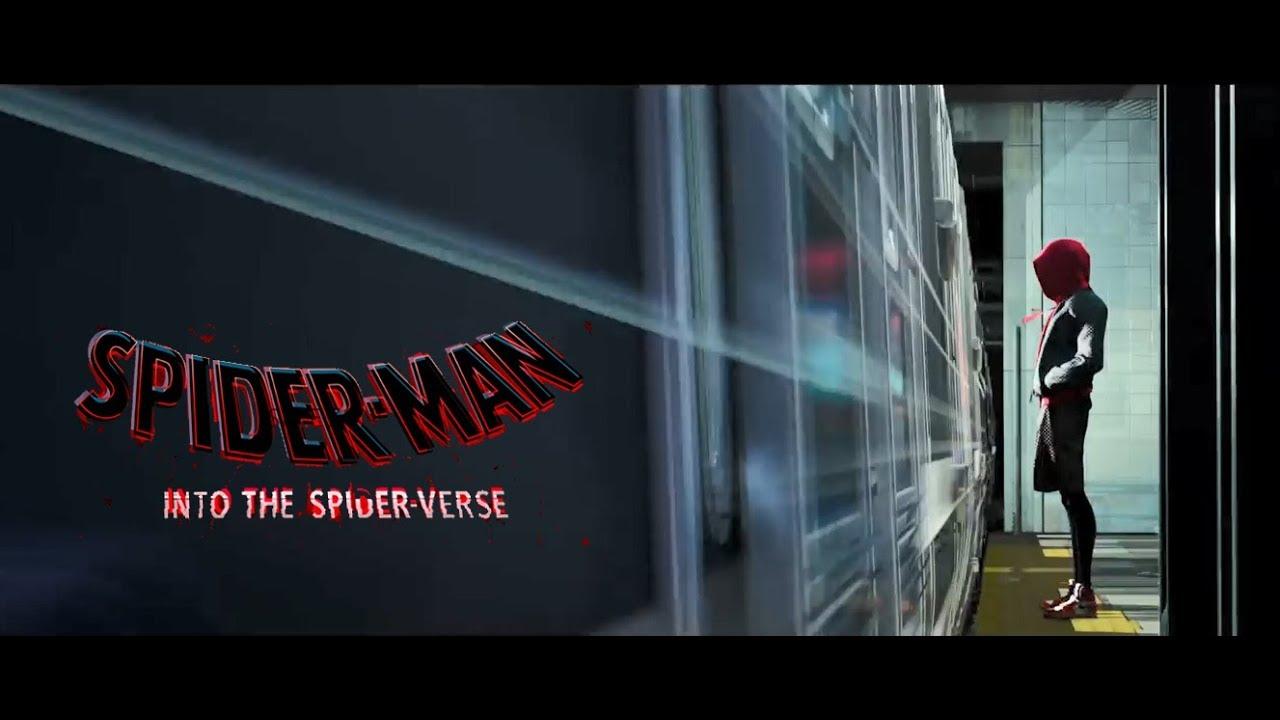 Spider Man Into The Spider Verse 2018 Teaser Trailer 1 Hd Youtube