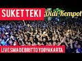 Suket Teki - Didi Kempot Live SMA DE BRITTO YOGYAKARTA