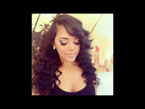 Sew In Weave Hairstyles _ Natural Long Short Black Hair Styles For ...