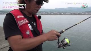 何でも釣れる人工イソメのガルプ!サンドワームを使ったチョイ投げ釣り...