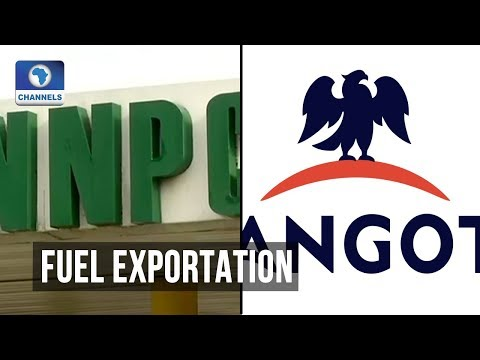 NNPC To Partner Dangote Refinery In Fuel Exportation