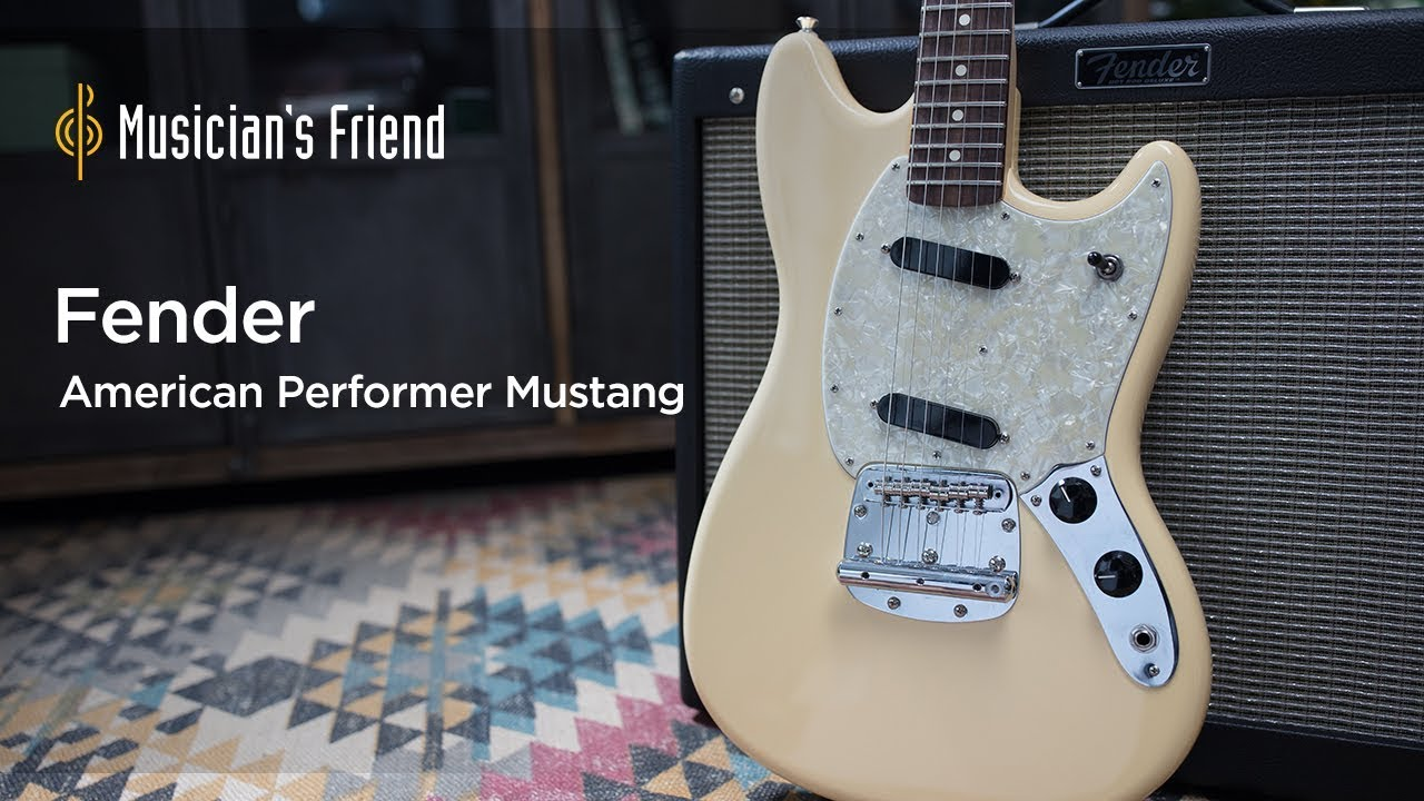 fender american performer series announced features specs and more [ 1280 x 720 Pixel ]