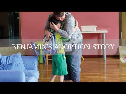 Benjamin's Adoption Story