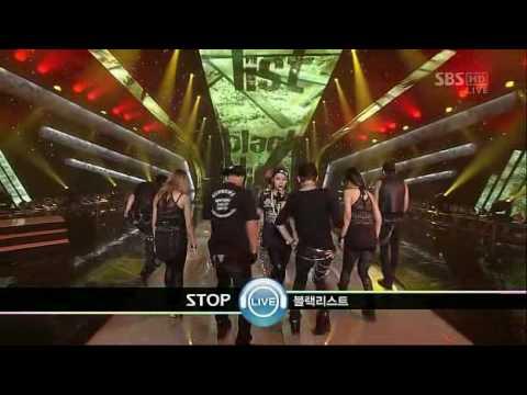Black List (블랙 리스트) - Stop (Money Can't Buy Me Love)