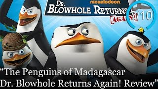 Penguins of Madagascar Dr Blowhole Returns Again Review (Video Game Video Review)