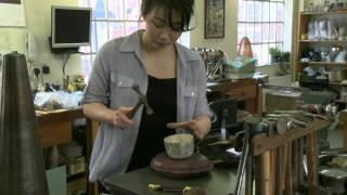 Download Theresa Nguyen - Artist Silversmith Workshop Studio Mp3