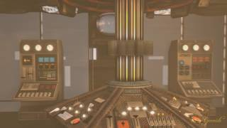 [SFM] Industrial Tardis Interior Flight