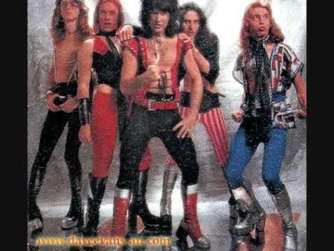 RABBIT- BAD GIRLS !!  (Dave Evans, Mark Tinson, David Hinds, Jim Porteous, Phil Screen)