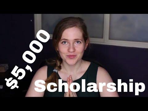 Видео Sample scholarship essay format