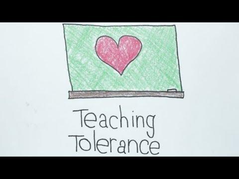 Teaching Tolerance, animated at Lesley Ellis School   (2:38)