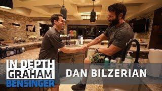 Behind the Scenes: Dan Bilzerian taping