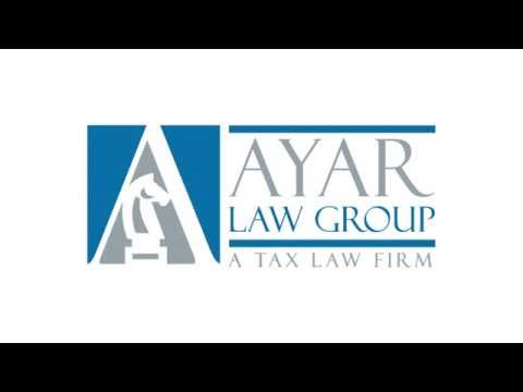 Custom Logo Animation - Ayar Law Group