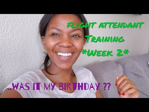 Flight Attendant Training WEEK 2 | Cloudsurfer Vlog 12