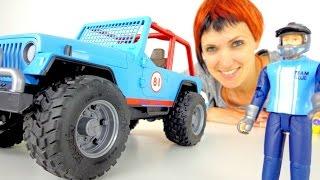 видео про машины игрушки
