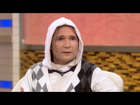 Sneak Peek: Corey Feldman and Dr. Oz Discuss Corey Haim