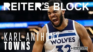 Karl-Anthony Towns discusses culture change in Minnesota | Reiter's Block | CBS Sports HQ