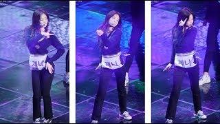 블랙핑크(BLACKPINK) 제니(JENNIE) SOLO(솔로) 사복리허설(Rehearsal) 직캠 Fancam by Mera