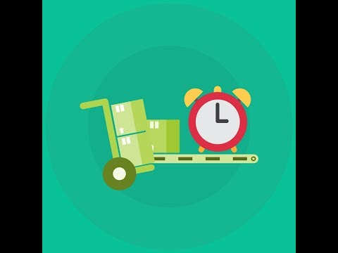 Prestashop Shipping Timer - Video Tutorial