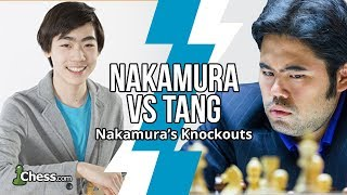 Nakamura Vs Tang: 28 Game Blitz Chess Binge