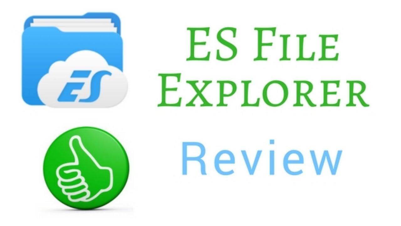 ES File Explorer File Manager - Best File Manager For Android