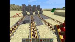 Boomcraft: tuto gare multi-direction minecraft