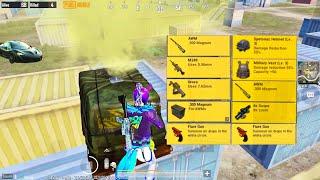 MY BEST AGRESSIVE RUSH GAMEPLAY in s19😍Pubg Mobile screenshot 3