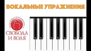 Урок вокала №5 Вокальные упражнения | Распевки