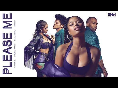 Cardi B & Bruno Mars – Please Me (feat. Nicki Minaj & Mario) [MASHUP]