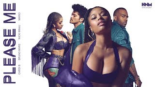 Cardi B & Bruno Mars - Please Me Feat. Nicki Minaj & Mario  Mashup